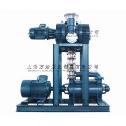 JZJ2S600+2KS-12型水环罗茨真空泵机组